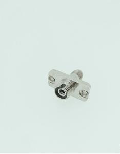 SMA-FC长方形光纤适配器耦合器法兰盘