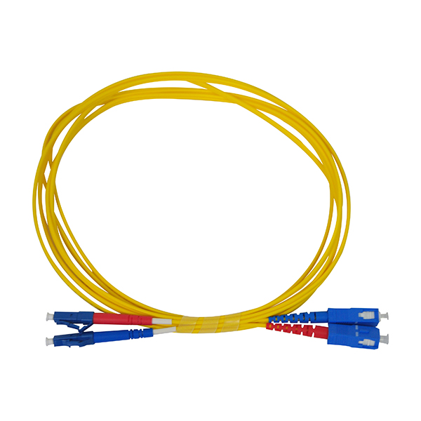 SC UPC-LC UPC SM DX 2.0 跳线